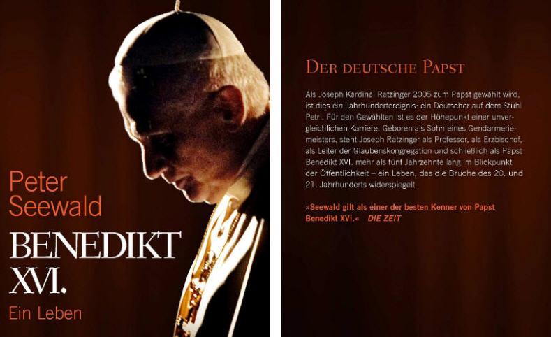 Benoît XVI, la bio: lynchage médiatique annoncé?