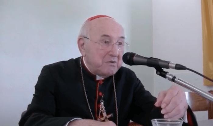 Cardinal Brandmüller: plaidoyer pour le concile