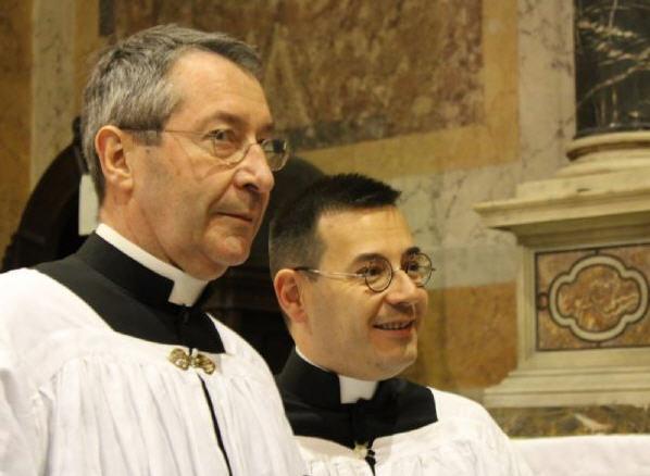 L'abbé Barthe à Mgr Vigano: votre exemple nous aide