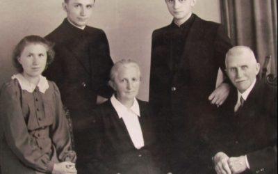 Benoît XVI, le Pape de la famille