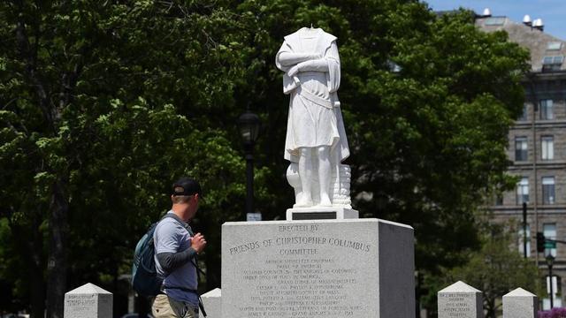 «Christophe Colomb est nôtre»