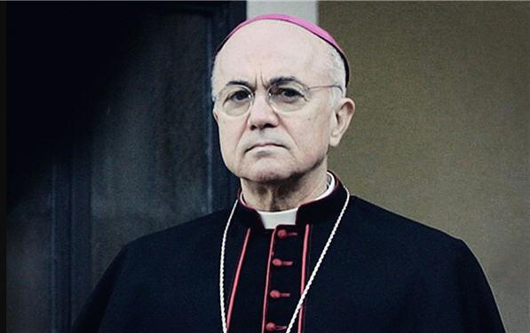 Viganò le prophète est de retour