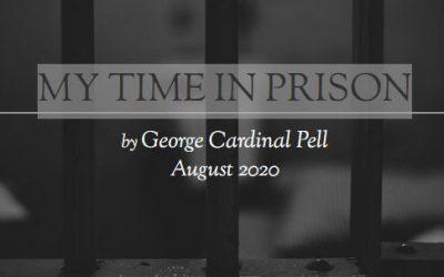 Cardinal Pell: mes prisons