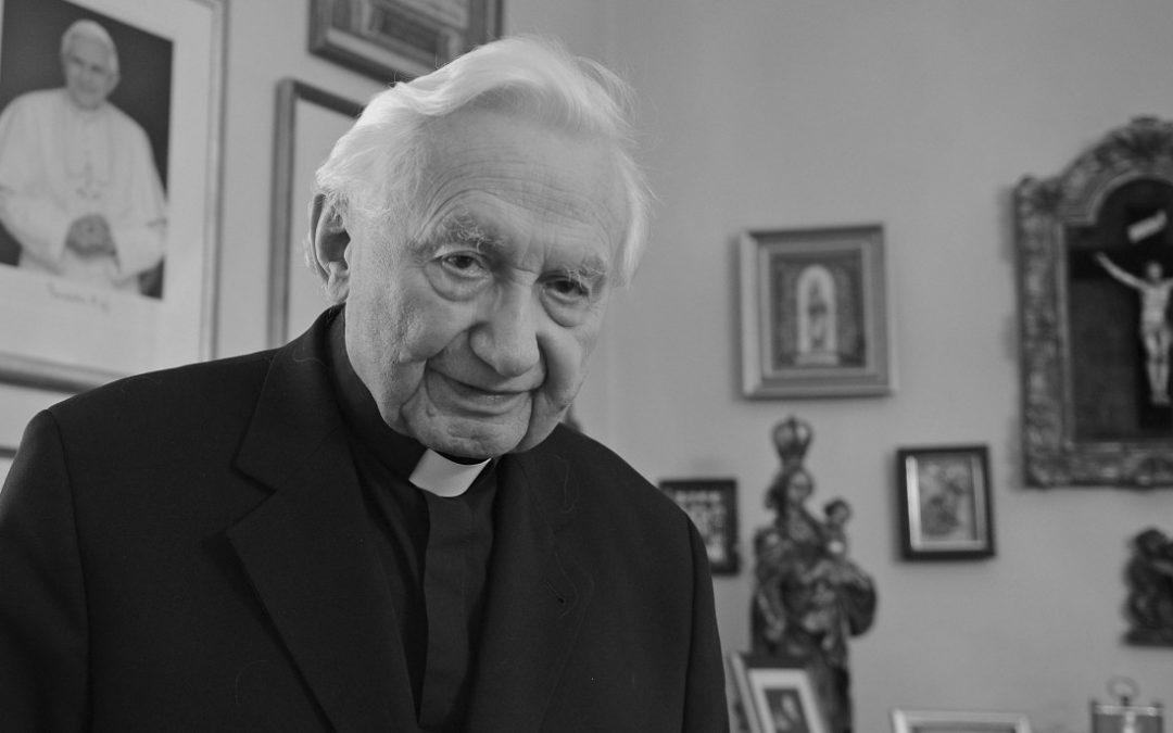 Monseigneur Georg n'est plus