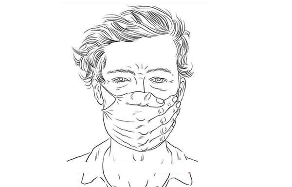La servitude volontaire du masque