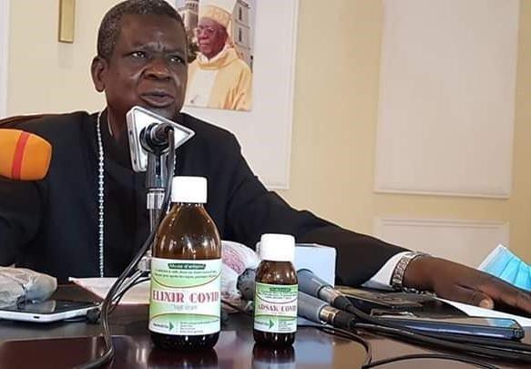 Covid: le remède de Mgr Kleda