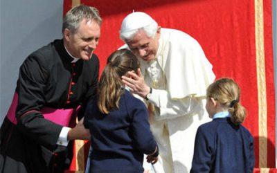 Un autre discours de Benoît XVI au Royaume-Uni