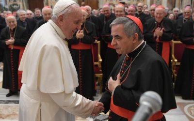 Torpillage du cardinal Becciù: des méthodes de junte militaire sud-américaine