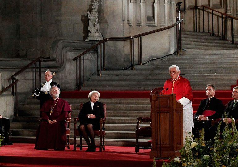 Anniversaire, Benoît XVI au Royaume Uni