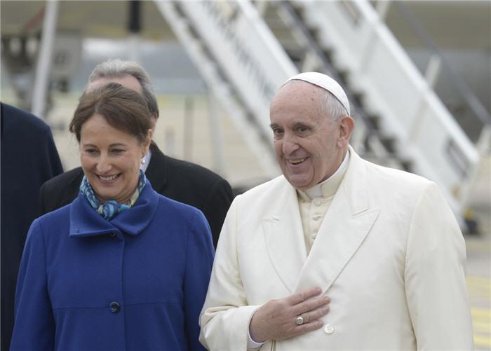 Laudato Si': François a connu son chemin de Damas écolo… grâce à Ségolène Royal