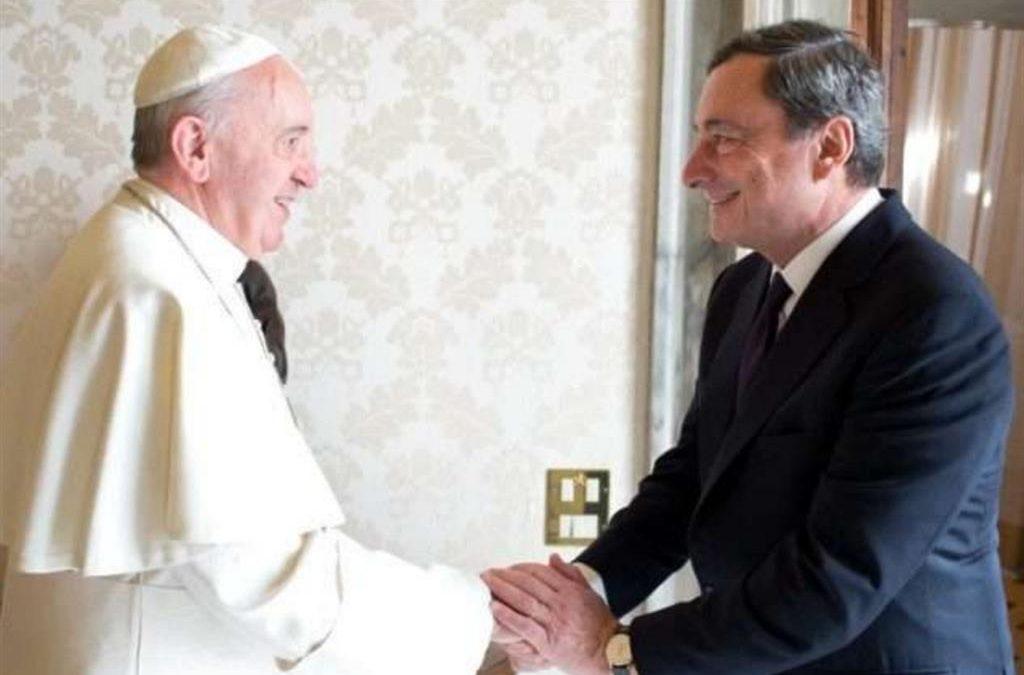 Mario Draghi, un homme de pouvoir aimé par François