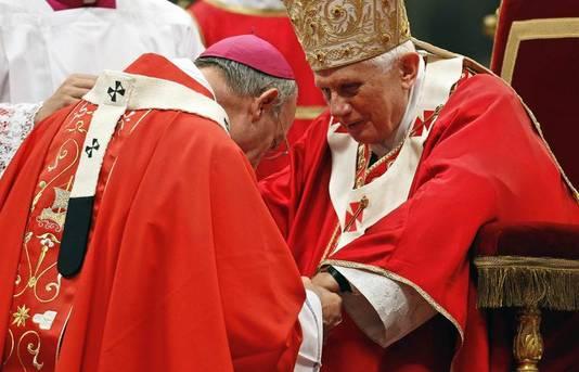 Benoît XVI écrit à Mgr Léonard (suite)