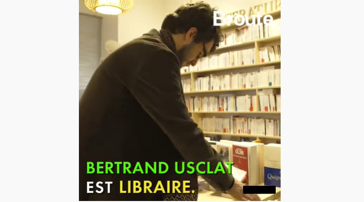 Pause détente: Bertrand Usclat épingle à nouveau les (petits) travers du moments