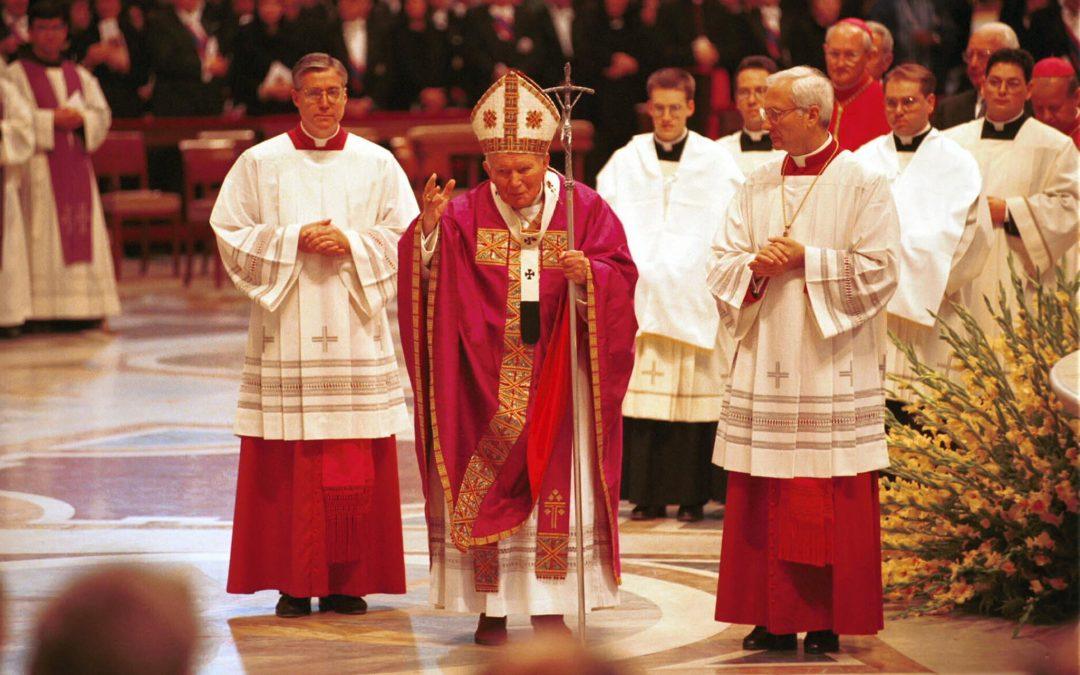 Et maintenant, il faut détruire Jean-Paul II