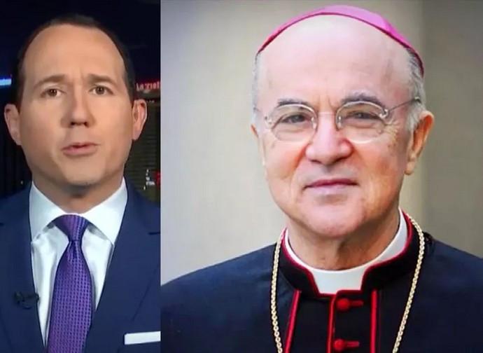 Vigano démasque le Rapport vatican sur McCarrick