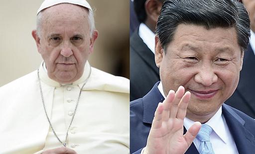 La Chine, bras armé du Nouvel Ordre mondial, et la complicité du Vatican