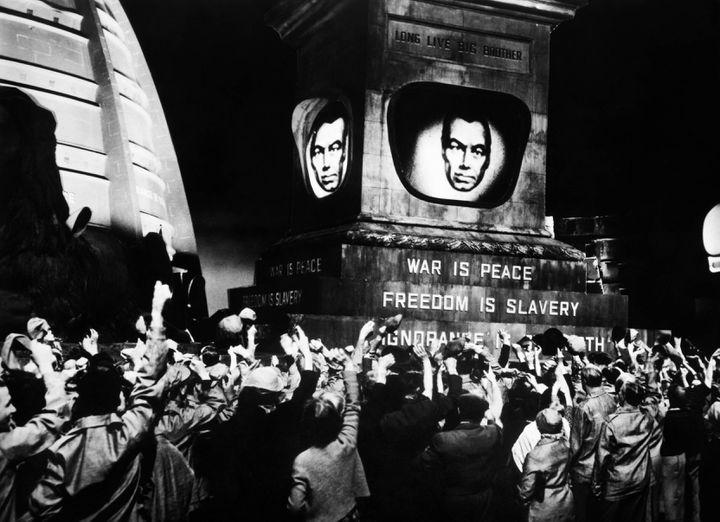 Orwell, prophète du présent