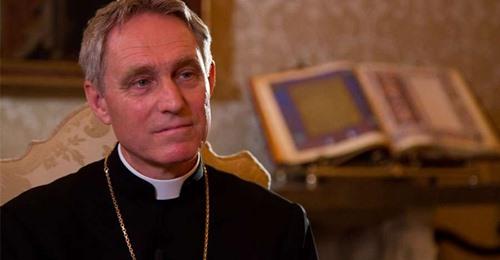 Des nouvelles de Georg Gänswein… et de Benoît XVI
