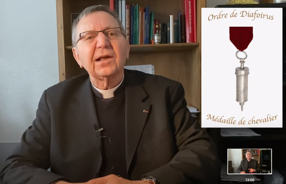 Covid: le témoignage de l'abbé Viot