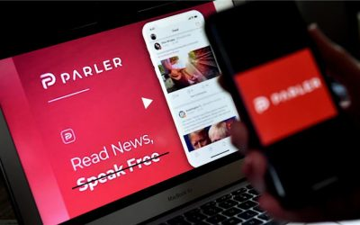 Cinq clics pour effacer «Parler», le réseau social alternatif