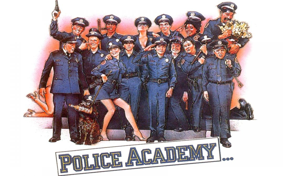 Police Academy à Washington