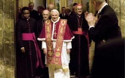 La diplomatie de Benoît XVI