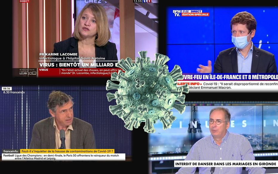 Covid: Stop au grand cirque médiatique des «spécialistes»