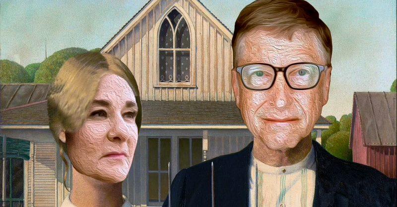 Bill Gates, le «philanthrope» qui ne vous veut pas de bien…