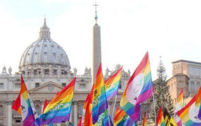Couples homo: le lobby gay à l'assaut du Saint-Siège