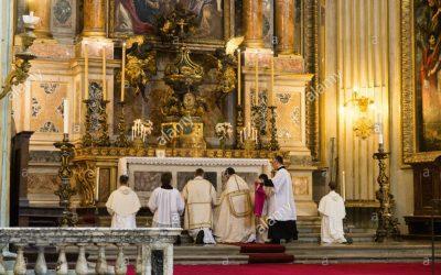 Visite apostolique au Culte Divin (suite)