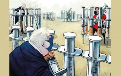 Propagande et guerre des vaccins: les «bons» contre les «mauvais»