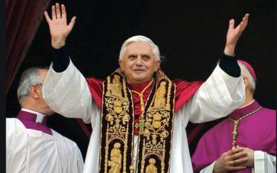 19 avril 2005: Habemus Papam