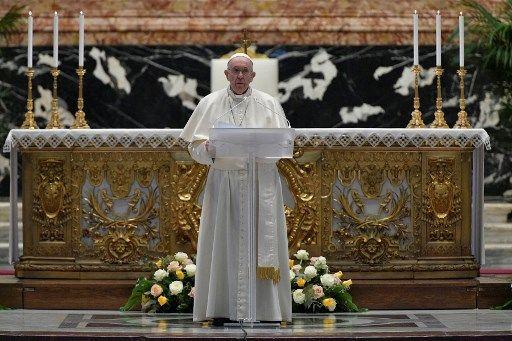 Quand le Pape scelle la Nouvelle Religion Partagée