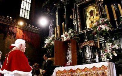 Benoît XVI écrit une lettre au petit séminaire de Czestochowa