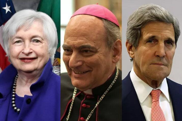 Encore une conférence sur le Great Reset au Vatican