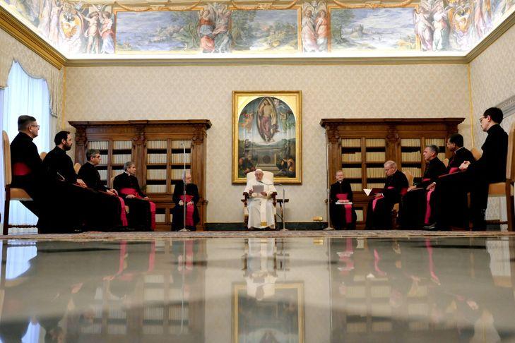 Vatican, opération transparence… de façade