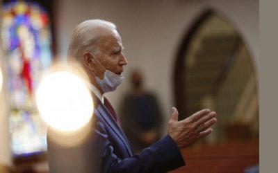 L'offensive pro-communion à Biden