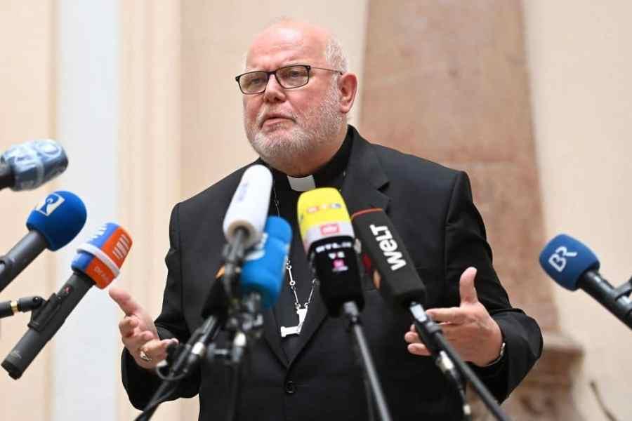 La «démission» du cardinal Marx