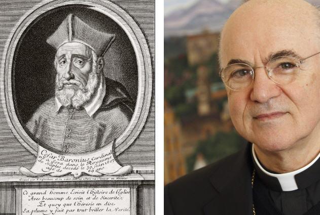 Vigano contre De Mattei: le poison du doute