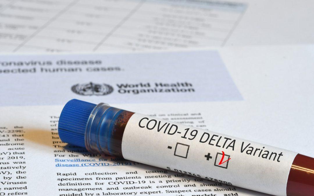 Covid, variant Delta: le vaccin n'est pas la panacée