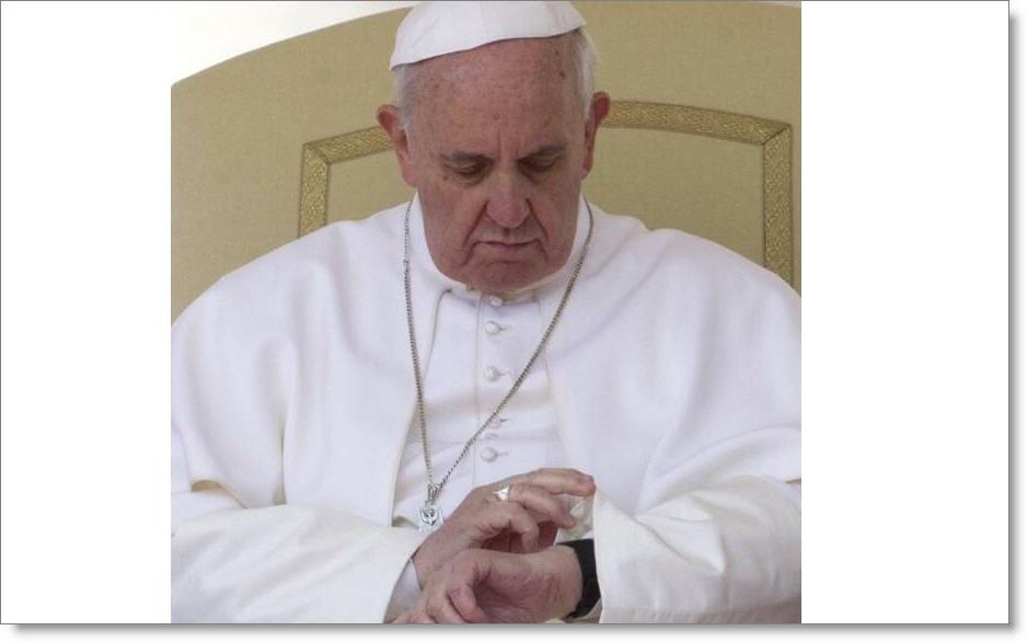 Un air de conclave au Vatican (II)