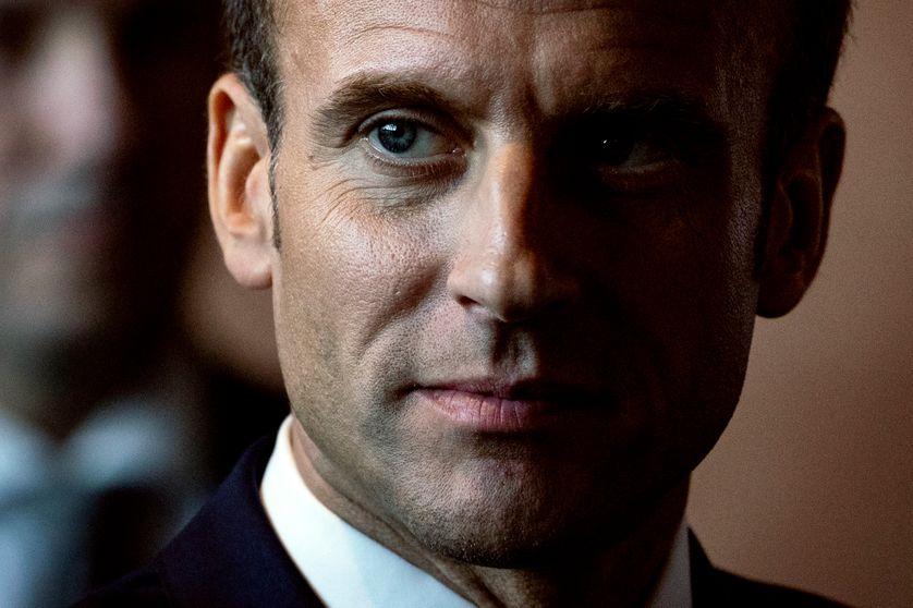 L'inquiétant Monsieur Macron