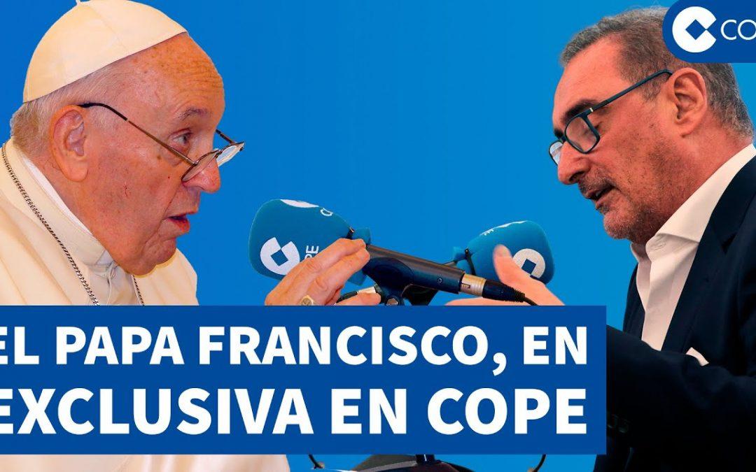 L'interview de François à Radio Cope