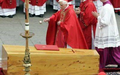 Mort de pape