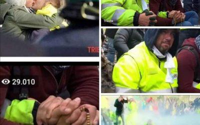 Les manifestations réprimées (en Italie) et le «système Green pass»