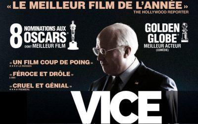 Un cas d'école: «Vice», ou le rouleau-compresseur de la propagande par le cinéma.